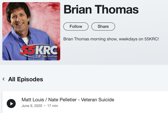 Brian Thomas Morning Radio Show – June 9, 2020
