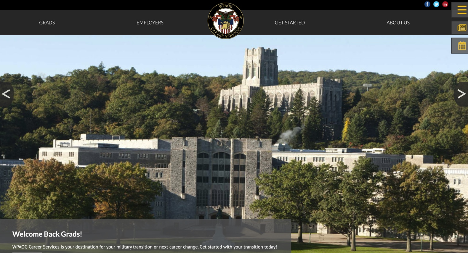 West Point Career Services Presentation